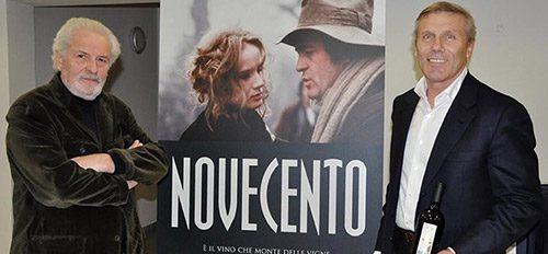 «NOVECENTO» L'OMAGGIO DI MONTE DELLE VIGNE AL MAESTRO