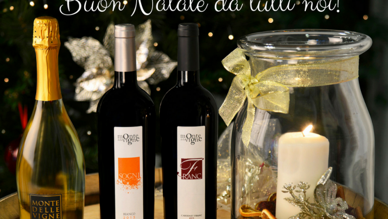 MERRY CHRISTMAS AND HAPPY «WINE» YEAR!