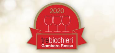 Callas conquista il riconoscimento Tre Bicchieri del Gambero Rosso