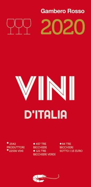 Gambero Rosso, Vini d'Italia 2020